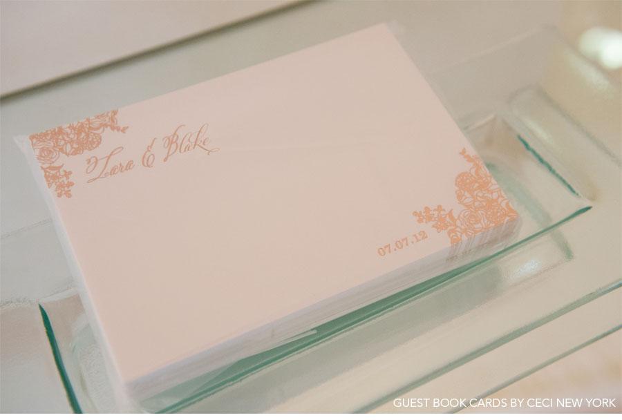 rose_gold_pink_romantic_wedding_roses_invitations_ceci_johnson_v152_om_3b, belluccia font on wedding guest cards, Lettering Art Studio, Debi Sementelli
