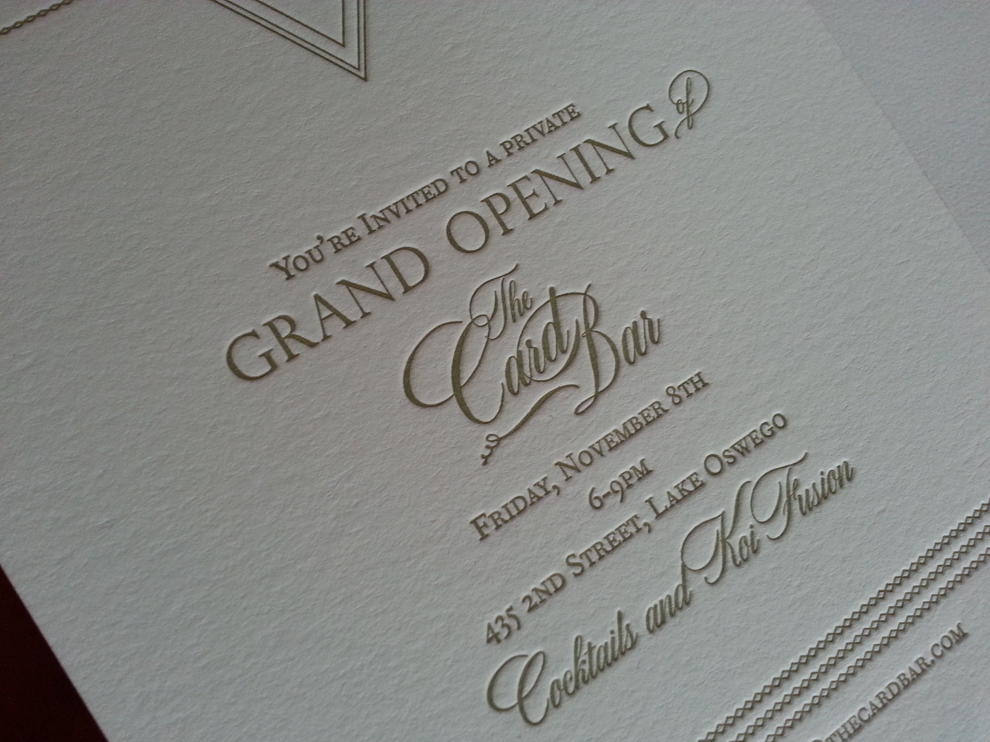 Grand opening invitation archives debi sementelli dom loves mary calligraphy font on invitation calligraphy fonts cursive fonts script stopboris Gallery