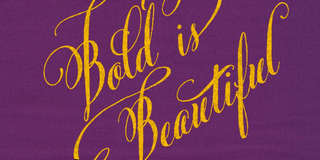 Belluccia Bold, Bold Calligraphy Font, Calligraphy Font, Calligraphy, font, Cursive font, Script font, fancy font, fancy lettering, hand lettered font, hand lettering, Debi Sementelli,