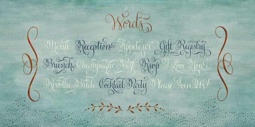 35% off Gratitude Script font, Calligraphy font, Hand lettered font,, Wedding font, fancy font, best selling fonts, fonts for invitations, Kathy Milici script font, script font, script, fancy letters, flourished letters, Calligraphy, Calligraphy fonts, Cursive fonts, Wedding Invitations, DIY wedding, Most Popular fonts,