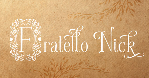 Fratello Nick Fonts